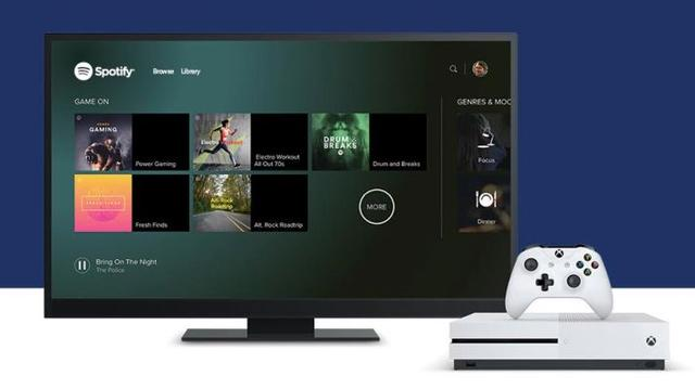 Spotify for Xbox One now works with Cortana voice commands