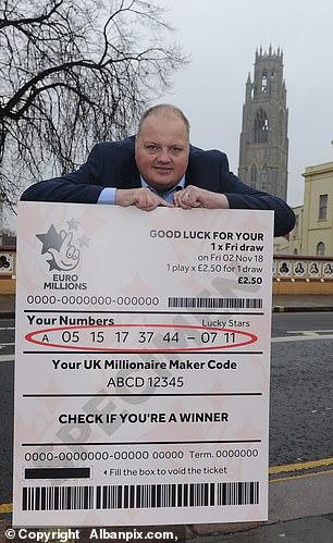 Mystery EuroMillions winner scooped £76 3m jackpot after