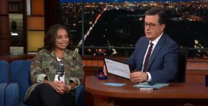 On Late Show, Hill Stands by Accusation That Trump's a 'White Supremacist'