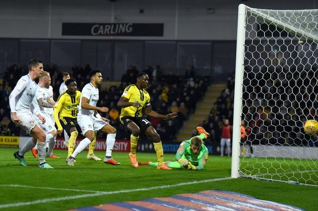 Did anyone actually have a shot on target?' Coventry City