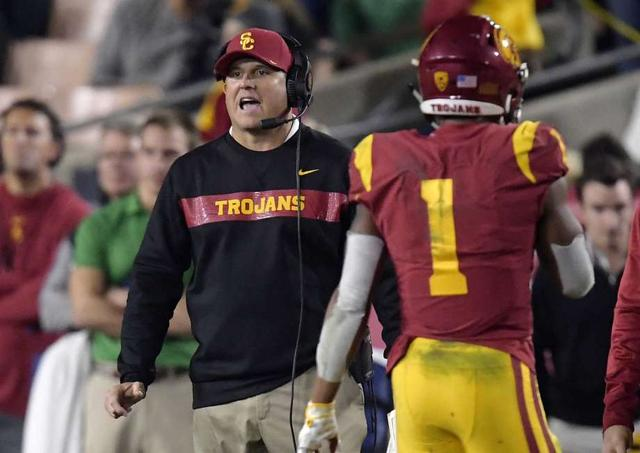 USC keeping Helton after 5-7 season, but changes promised