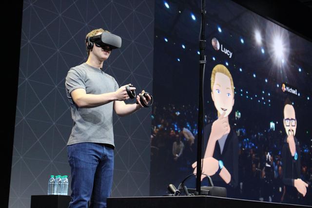 36e00be630db Facebook Faces Crossroads In Virtual Reality 国际 蛋蛋赞