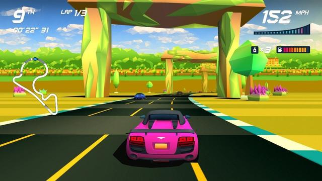 Horizon Chase Turbo for Nintendo Switch review: Another one bites the dust