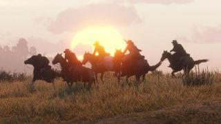 Red Dead Online's battle royale mode is real, and called Make It Count