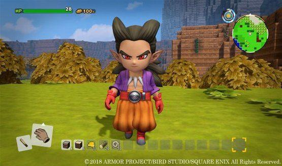 Dragon Quest Builders 2 Features Limited Cross-Platform Play
