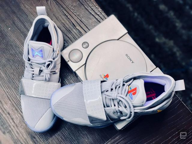 bb6096358846 Nike s new PlayStation sneakers pay homage to Sony s classic console ...