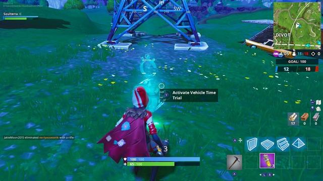 Complete Vehicle Time Trials Locations Season 6 Cenksms