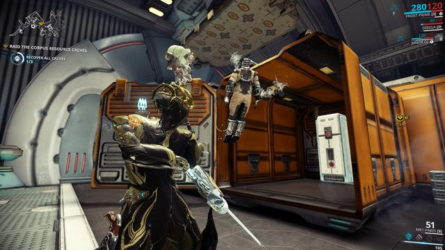 Warframe for Nintendo Switch Review – the Best Free to Play