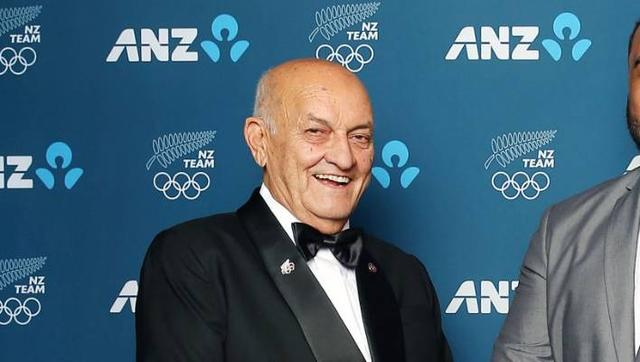 Sir Owen Glenn opens chequebook for NZ Olympic Committee_