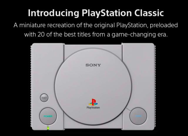 There's Apparently Loads of Hidden Games on the PS1 Classic That