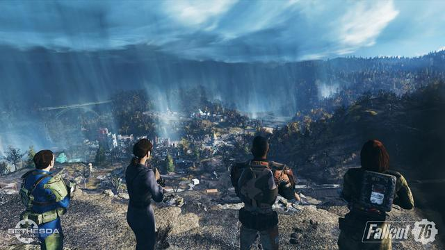 Bethesda's 'Fallout 76' woes continue with sensitive player data leak