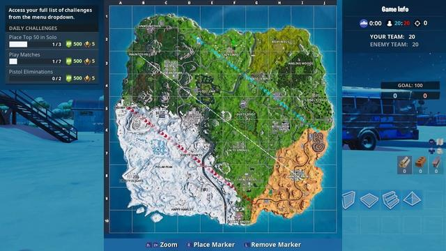 Image result for new fortnite map