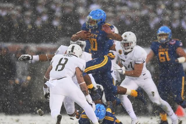 Army Navy Game 2018 Live Stream Start Time Tv Schedule And How To
