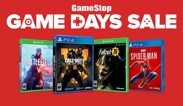 """GameStop """"Game Days"""" Sale Offers Last-Minute Deals on Spider"""