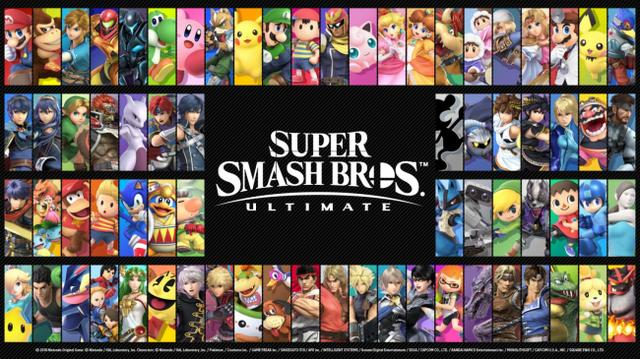 Second 'Super Smash Bros  Ultimate' Character DLC Possibly Leaked_