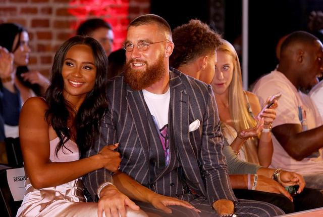 travis kelce girlfriend kayla nicole