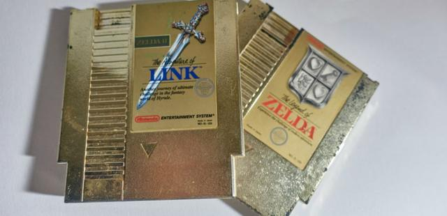A 'Minus World' Has Been Discovered in 'The Legend of Zelda