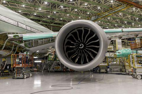 The Biggest Jet Engines in History Are Finally Ready to Power Boeing's Biggest Plane