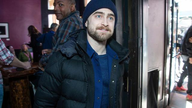 ea2b9645083fd Daniel Radcliffe has a Super Bowl favorite and a stern message for Tom Brady