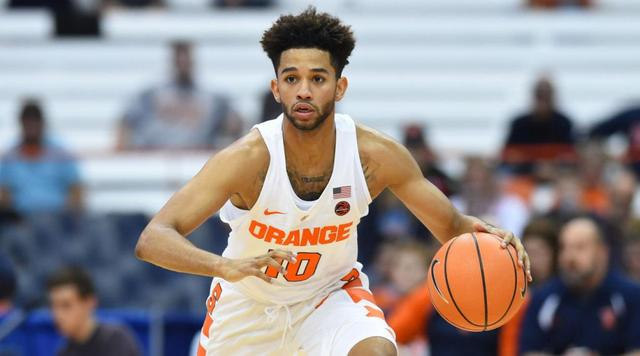 Syracuse's Howard Washington Reveals He Suffered Stroke Before Season