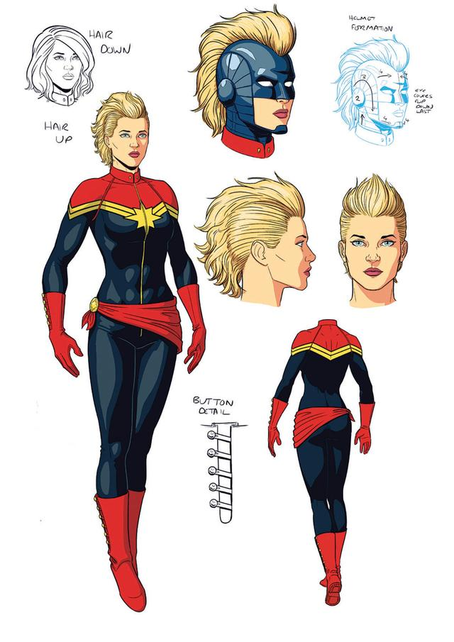 How writer Kelly Sue DeConnick helped Captain Marvel realize her full potential