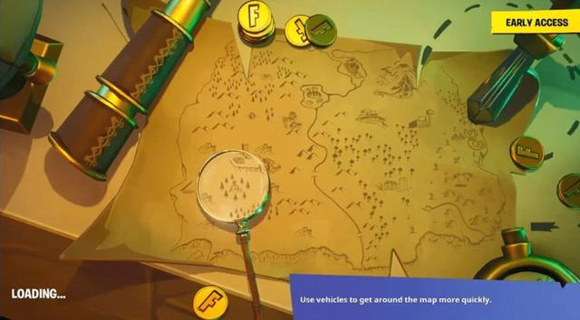 Fortnite season 8, week 3 challenge guide: Search where the magnifying glass sits on the map