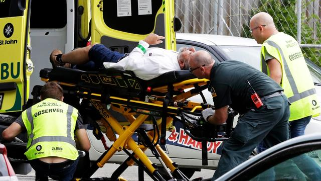 'I Saw Dead People Everywhere': Reports of Multiple Casualties in New Zealand Mosque Shooting