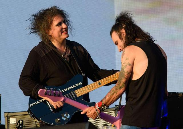 Robert Smith says the Cure have finished recording their first album in 10 years