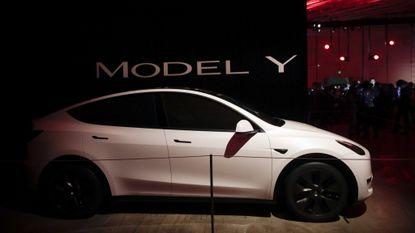 'Disappointing' timing on Model Y crossover pushes Tesla's stock down