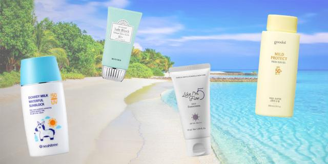 The 8 best Korean sunscreens to add to your bag