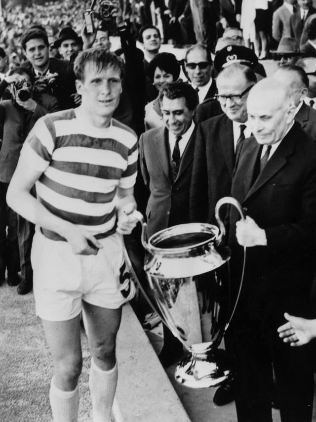 Billy McNeill death: Legendary former Celtic captain and manager dies aged 79