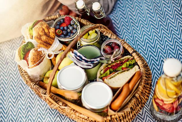 The Most Classic Summer Picnic Recipes Because: Nostalgia