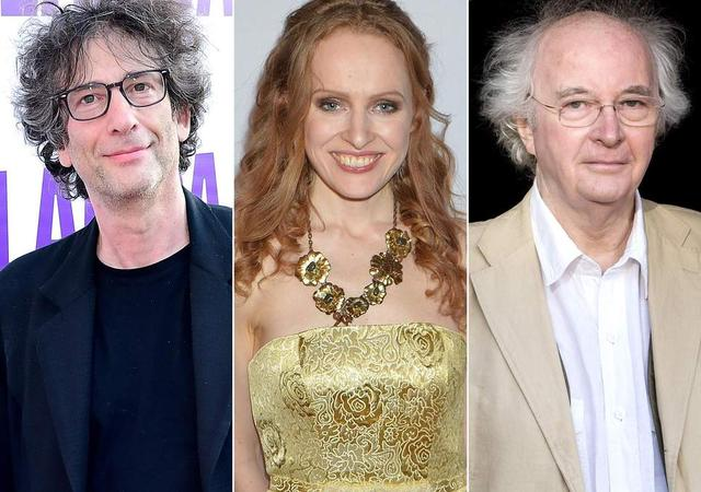 European Elections: Neil Gaiman and Philip Pullman among authors urging voters to support the EU