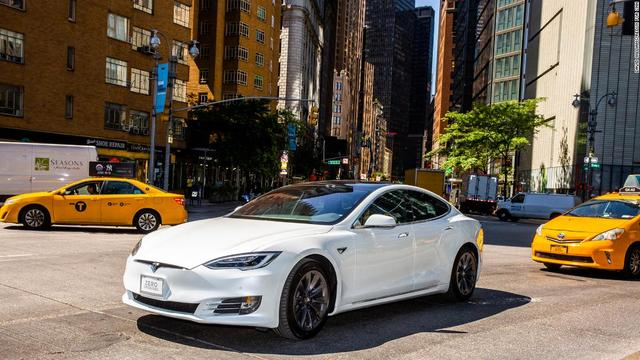 950 miles in two days  Taking an electric road trip in a Tesla_国际_