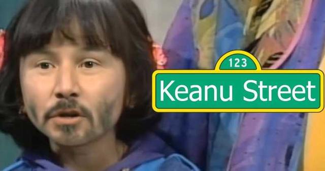 Keanu Reeves Infiltrates Forrest Gump & Sesame Street in Nightmarish DeepFake Videos
