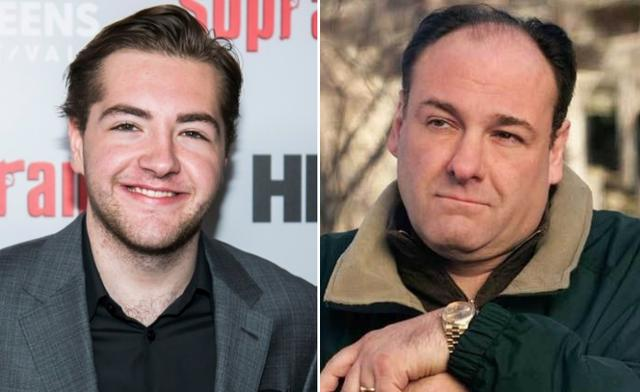 James Gandolfini's Son Agreed to Play Young Tony Soprano Without Ever Watching 'The Sopranos'