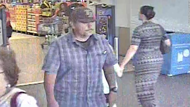 Police want help identifying a Walmart shopper who helped save lives during the El Paso shooting