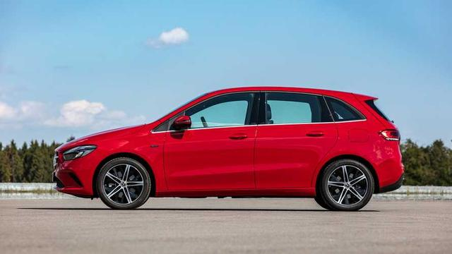 Mercedes A250e, B250e Unveiled With Plug-In Hybrid Powertrain
