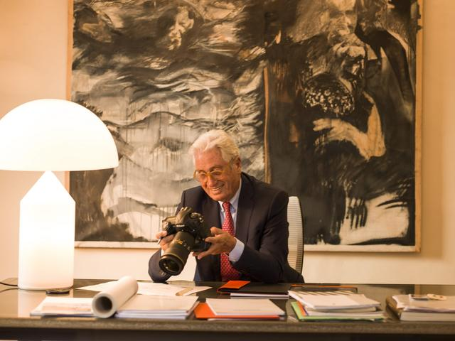 Giorgetto Giugiaro, the 20th century's most influential car designer
