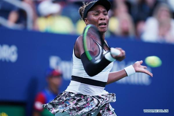 Venus Williams ready to rise to Wuhan Open