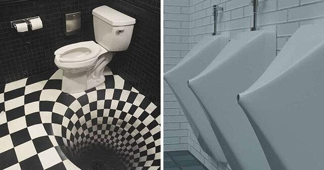 This Page Collects Toilets With Such Threatening Auras, You'd Probably Hold It A Bit Longer (40 Pics)
