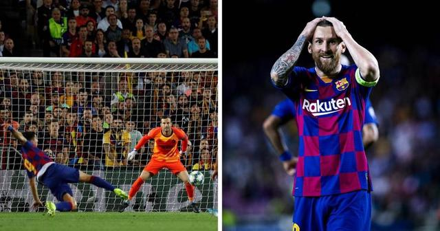 'Sometimes even goat is amazed': Messi's reaction to Suarez's first goal gets viral