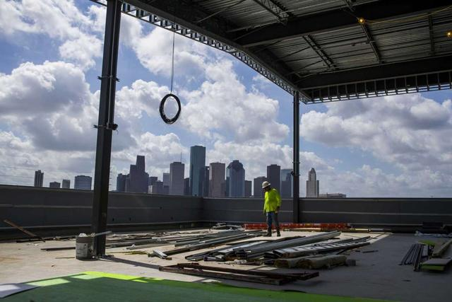 Buffalo Bayou's new brewery to open Friday