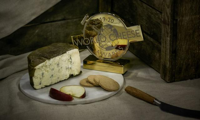 For the first time ever, a US cheese is named best in the world