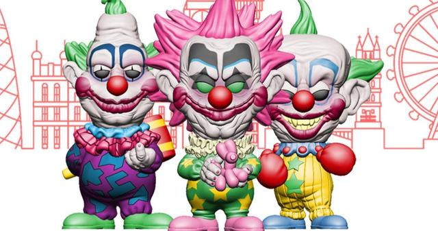 3 More Killer Klowns from Outer Space Funko Pop! Toys Crash Down on Earth