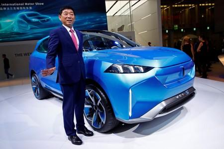 Great Wall may consider building cars in Europe once sales hit 50,000 a year - chairman
