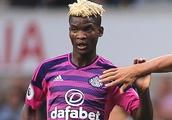 Sunderland sack outcast Gabonese midfielder Ndong