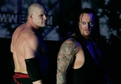 Undertaker & Kane Attack DX Ahead of Super Show-Down