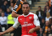 Cazorla announces Arsenal departure with emotional farewell message