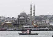 Stocks - Bank Stocks Hit by Turkey Fears Midday; Chip Stocks Slide